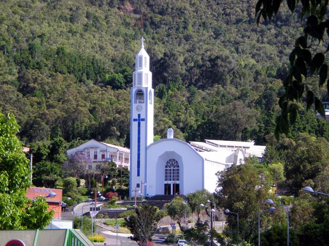 Notre Dame des Neiges-Cilaos-Réunion