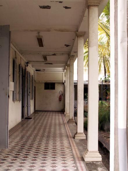 Cure ou presbytère de la Cathédrale de Saint-Denis La Réunion