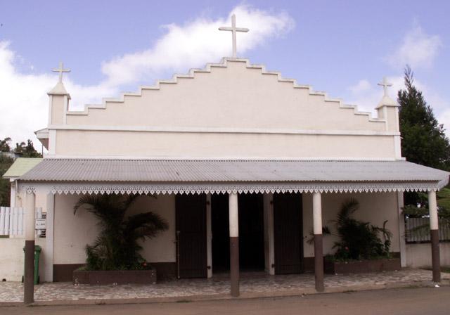 église Dos d'Ane île de La Réunion