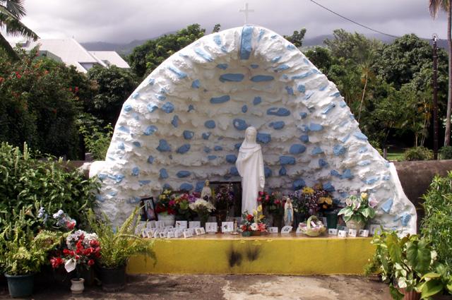Église Saint-Dominique Étang-Salé La Réunion