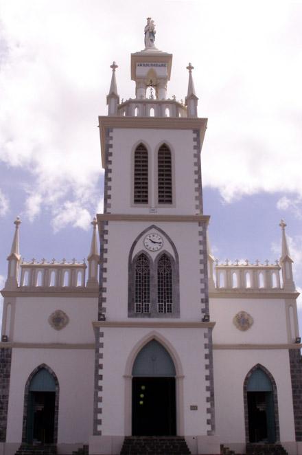 Église la Rivière Saint-Louis. Notre Dame du Rosaire