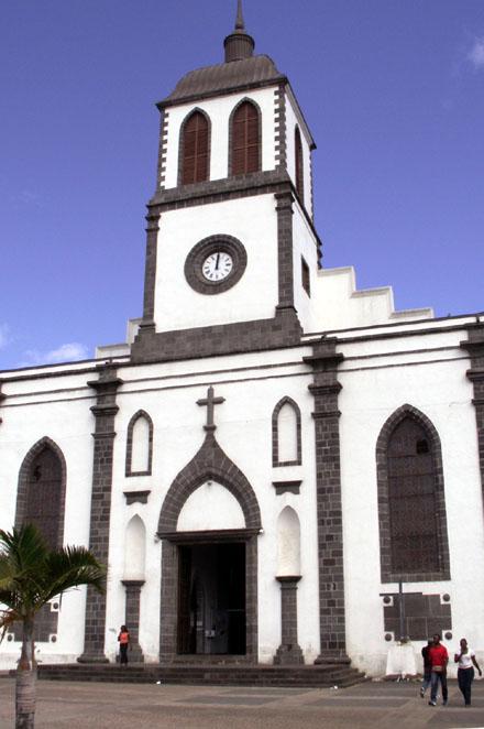 église de Saint-Louis île de La Réunion