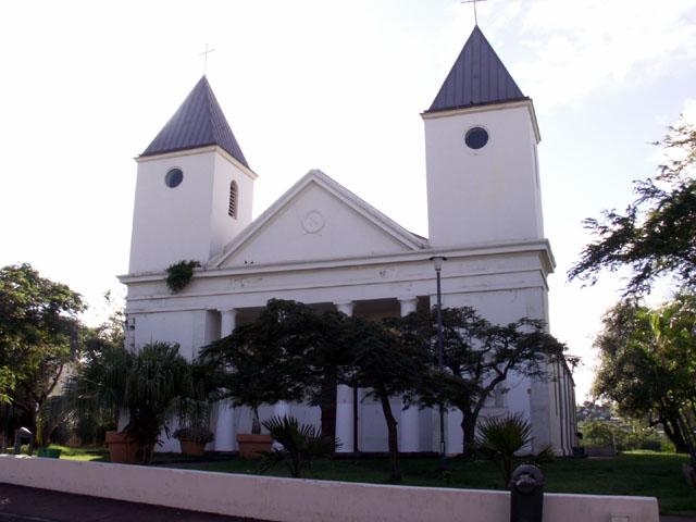 Eglise de Saint-Pierre île de La Réunion