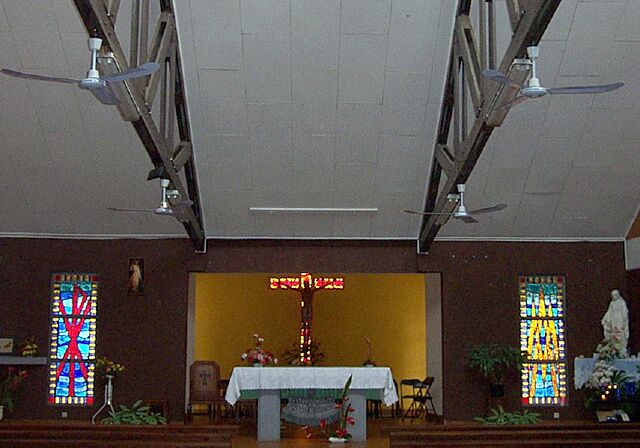 église Hermitage La Réunion