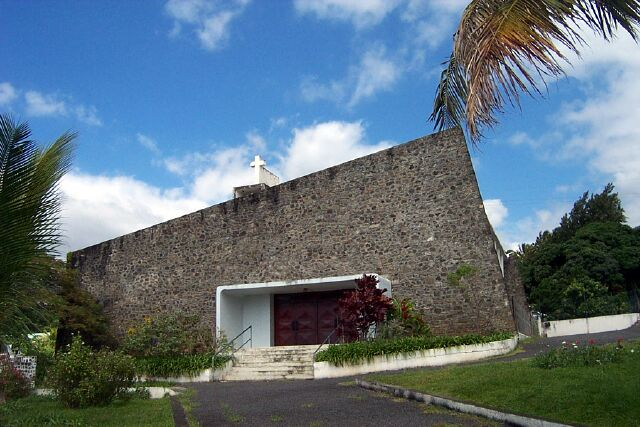 église La Bretagne La Réunion