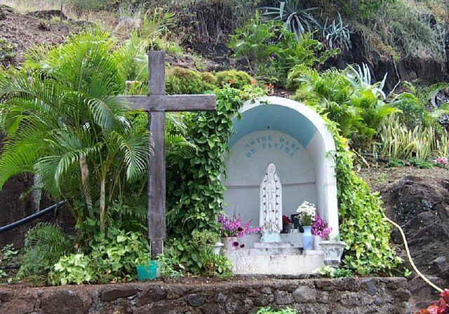 La Grand Chaloupe Notre Dame de Fatima La Réunion