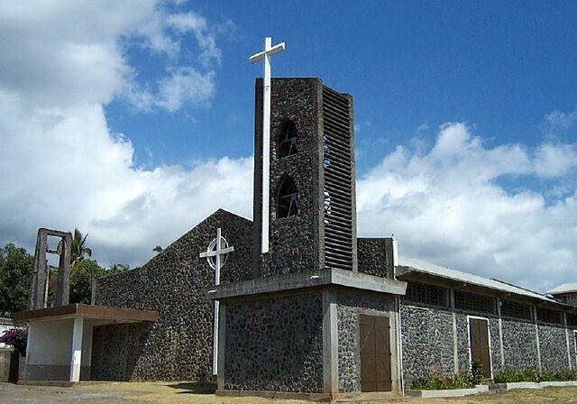 église La Plaine La Réunion
