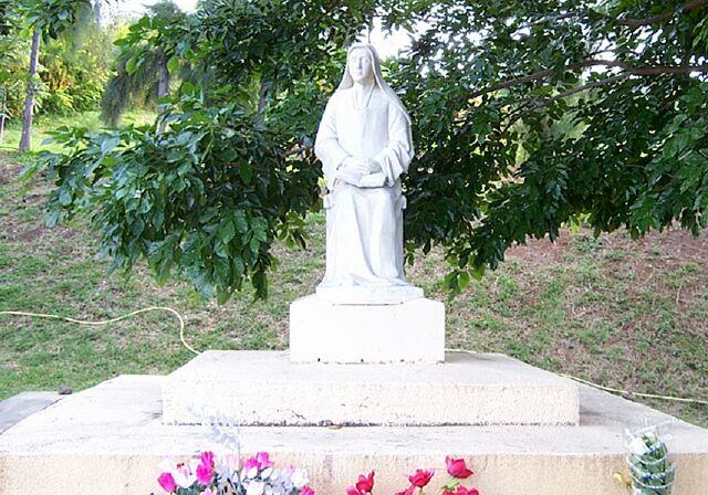 Vierge Carmel Notre Dame du Grand Large Les Avirons