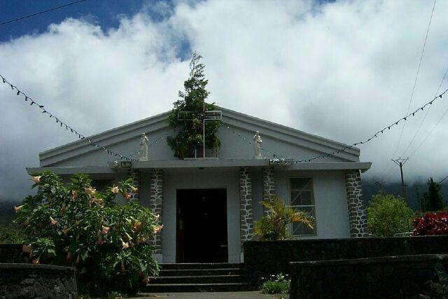 Église des Saints Anges Gardiens Les Makes La Réunion