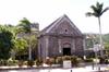 Église Sainte-Ruffine Saint-leu, La Réunion
