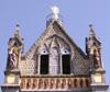 Façade supérieure de Notre Dame de La Délivrance