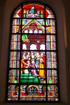 Vitrail Chapelle de l'Immaculée Conception 10, rue Sainte-Anne à Saint-Denis