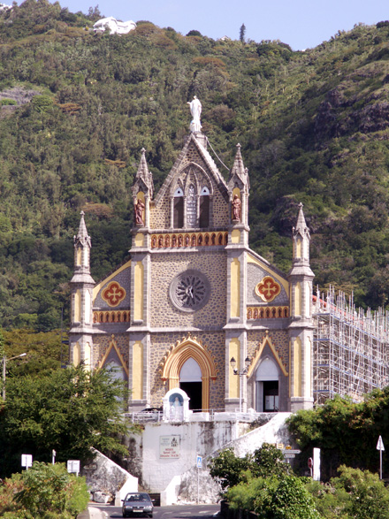 Église Notre Dame de La Délivrance à Saint-Denis