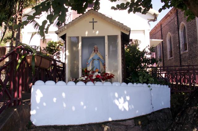 Oratoire église Saint-Gabriel La Montagne