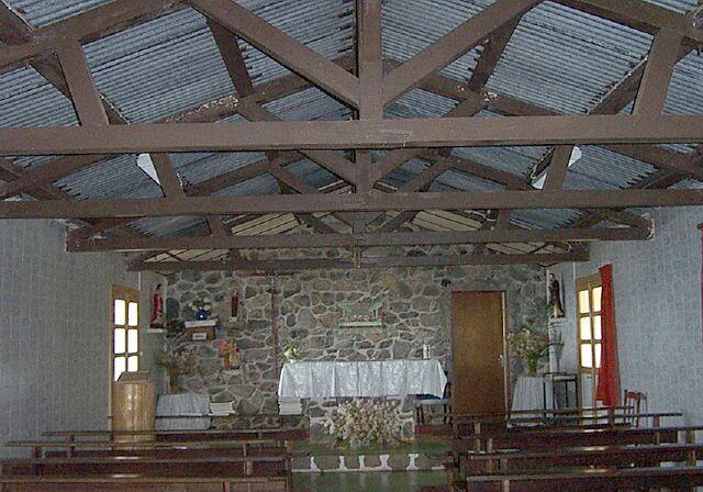 Chapelle de La Petite France La Réunion