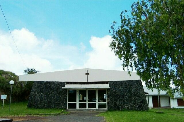 église Pithon Hyacinthe La Réunion