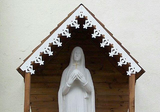 Église Sainte Thérèse de l'Enfant Jésus. Plaine des Cafres La Réunion