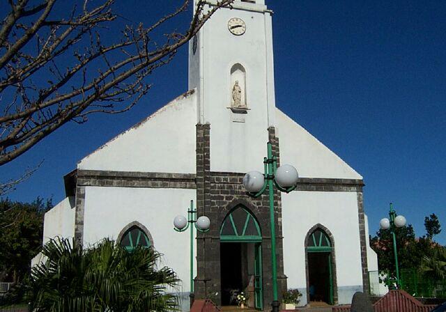 église Ravine des Cabris La Réunion