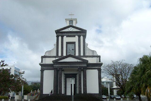 église Saint-Benoit La Réunion