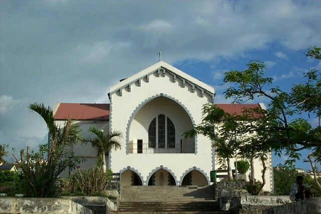 église Saint-Gilles-les-Bains La Réunion