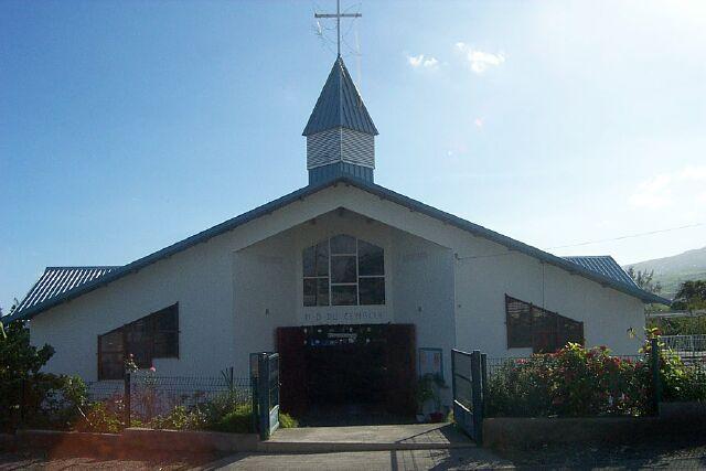 église Saint-Louis La Réunion