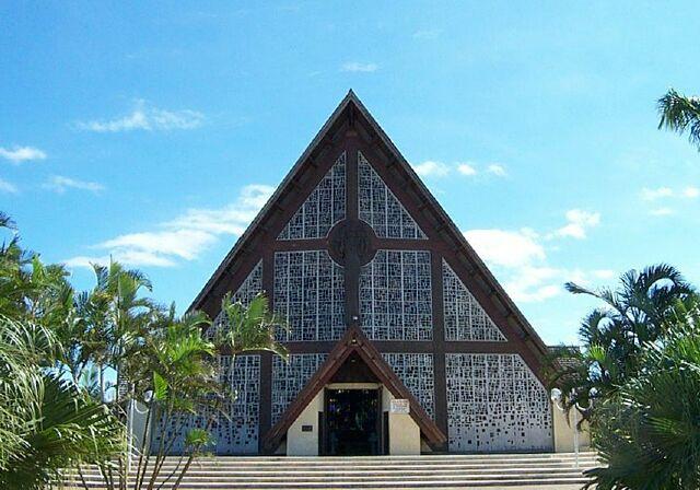 église Ravine Blanche Saint-Pierre île de La Réunion
