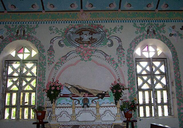 église Sainte-Anne île de La Réunion