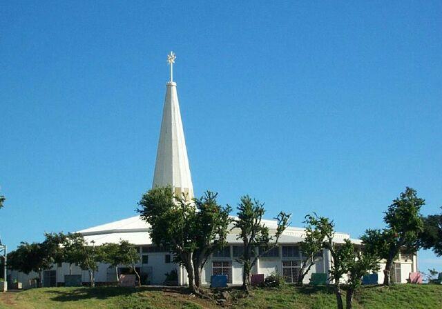 église du Chaudron La Réunion