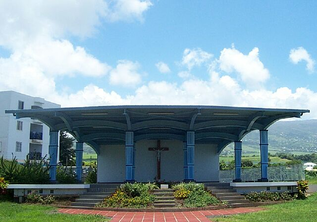 église Sainte-Marie La Réunion