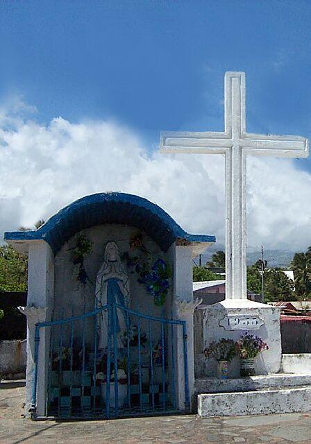 Chapelle Notre Dame du Port à Terre-Sainte Saint-Pierre