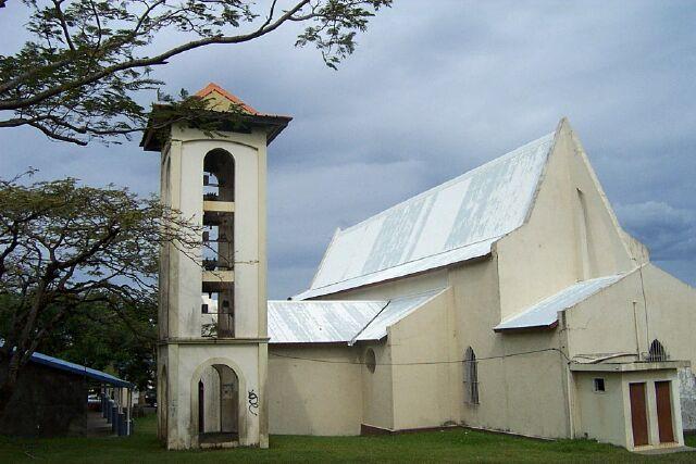 Église Saint-Athanase Vincendo île de La Réunion