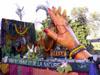 Char défilé Dipavali fête de la lumière Saint-André