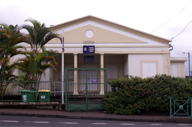Ancienne mairie de Petite-île La Réunion