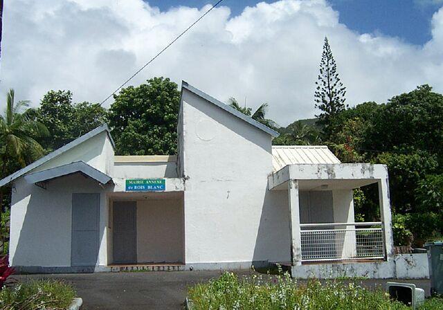 Mairie annexe Bois-Blanc La Réunion