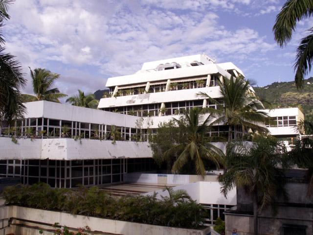 Hôtel de ville de Saint-Denis La Réunion