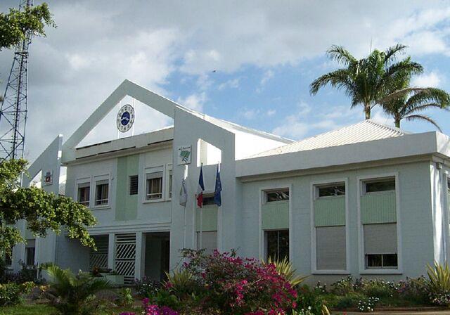 Mairie La Possession La Réunion