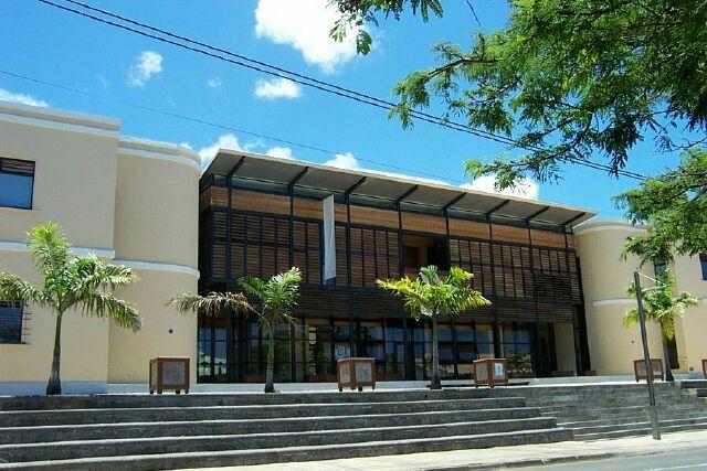 Mairie La Rivière Saint-Louis La Réunion