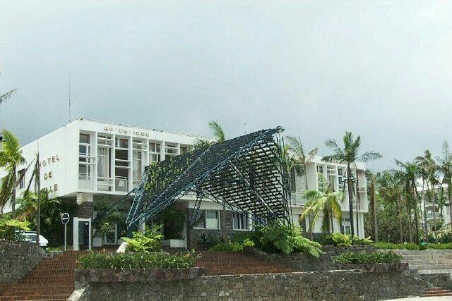 Mairie du Tampon La Réunion