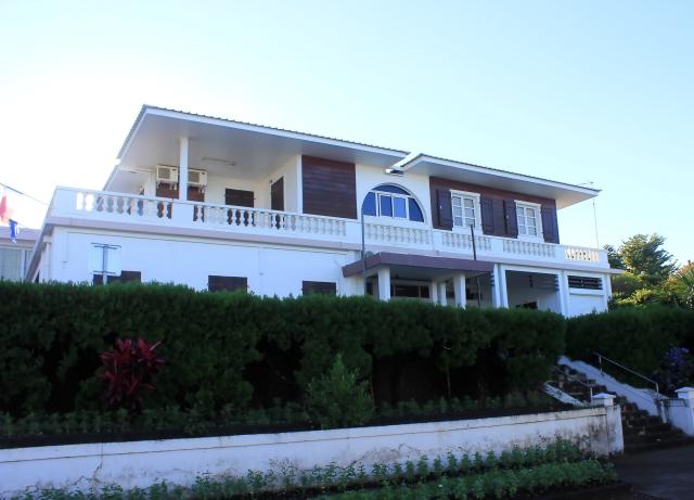 Mairie des Avirons île de La Réunion