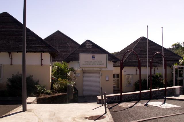 Mairie annexe de Saint-Bernard