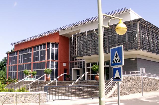 Mairie l'Étang-Salé La Réunion