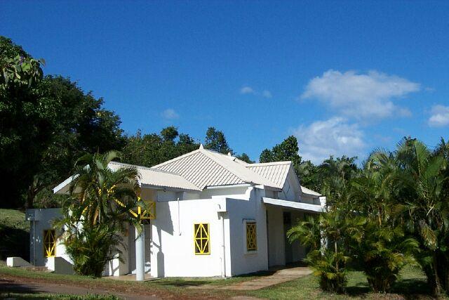 Mairie Montvert-Les-Bas La Réunion