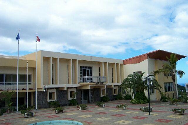 Mairie de Petite-île