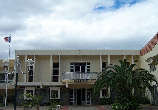 Mairie de Petite-île La Réunion