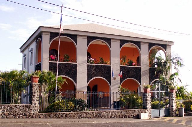 Mairie annexe Piton Saint-Leu La Réunion