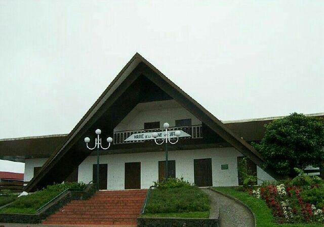 Mairie Plaine des Cafres La Réunion