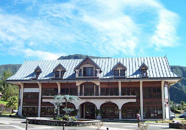 Mairie de La Plaine des Palmistes La Réunion