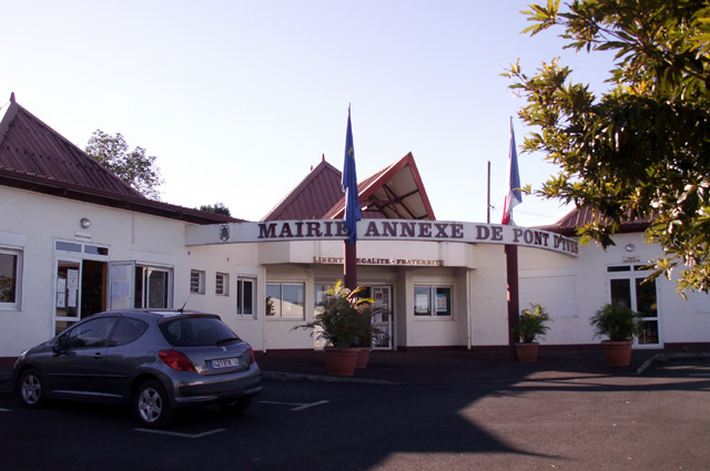 Mairie annexe de Pont d'Yves La Réunion