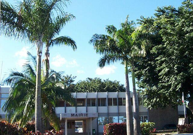 Mairie Ravine des Cabris La Réunion