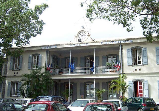 Mairie Saint-André La Réunion